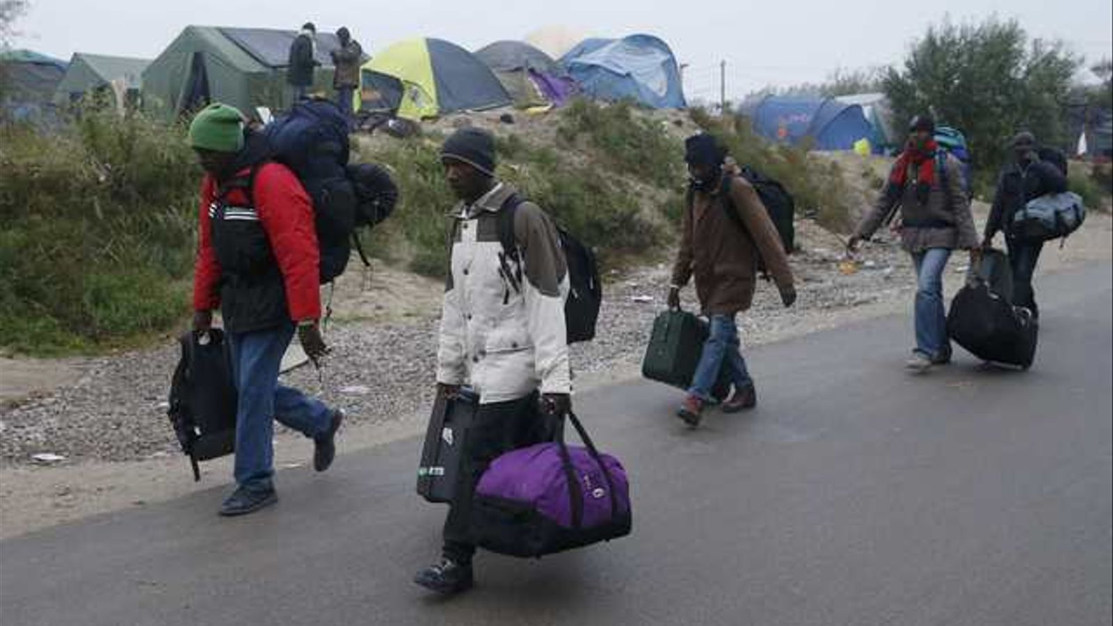 Macron accelerarà les expulsions d'immigrants per evitar un nou Calais