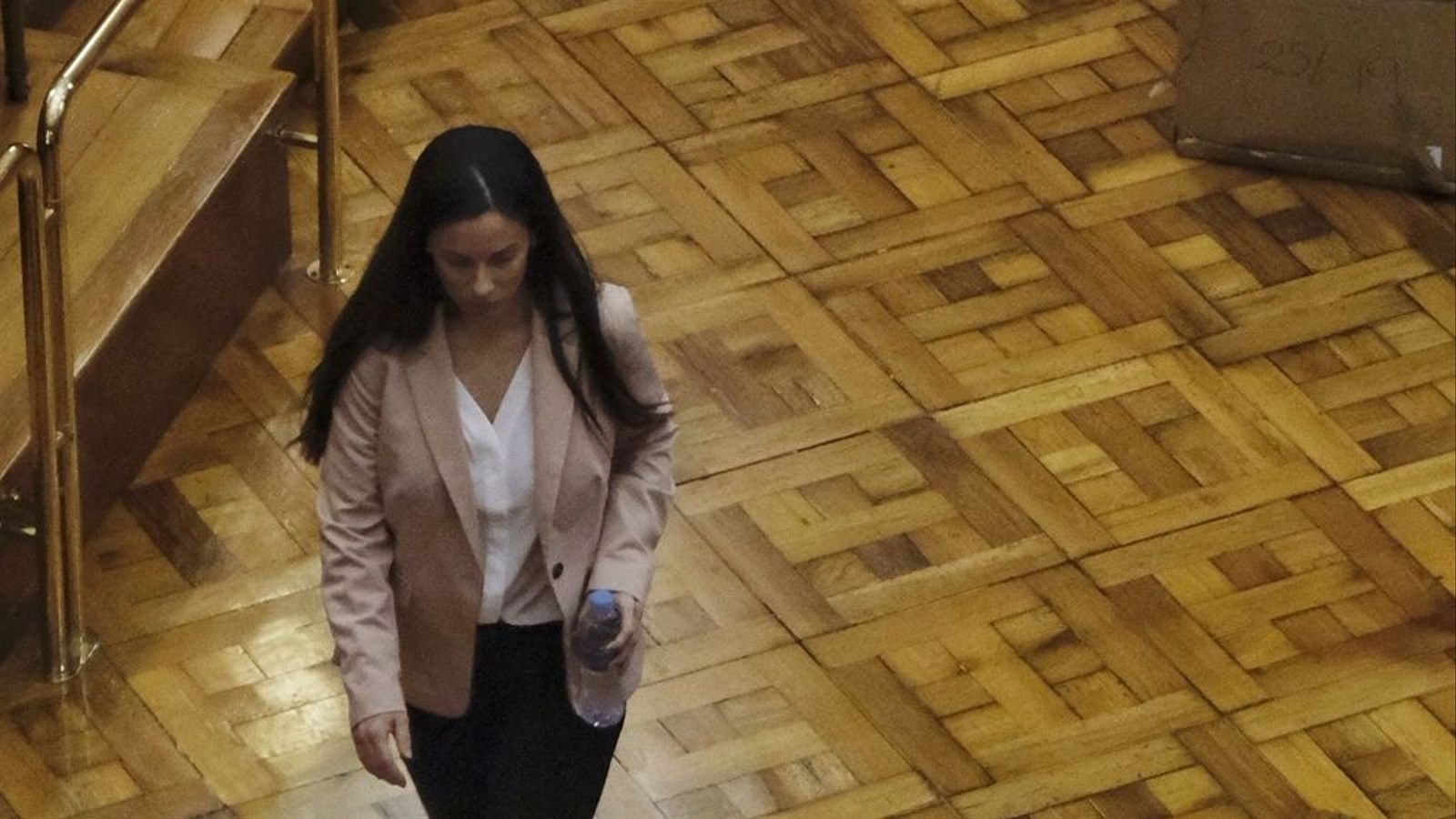 "Peral s'excusa en la por i culpa López del crim de la Urbana: ""No havia estat tan espantada en tota la meva vida"""
