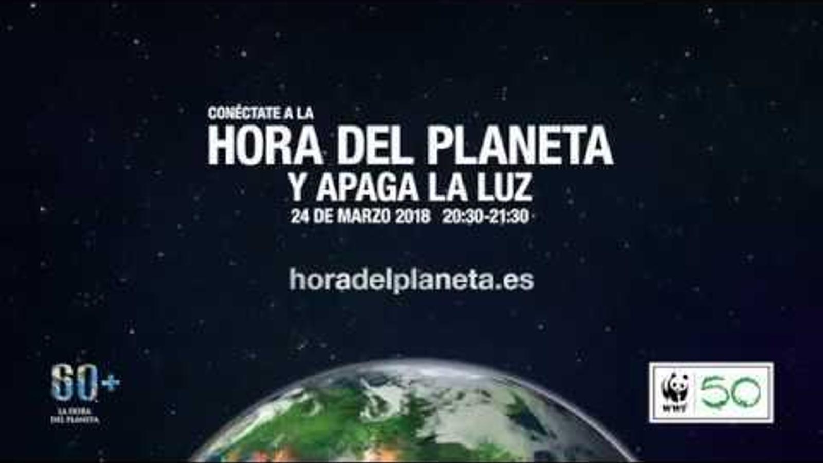 Vídeo 'Hora del Planeta' 2018