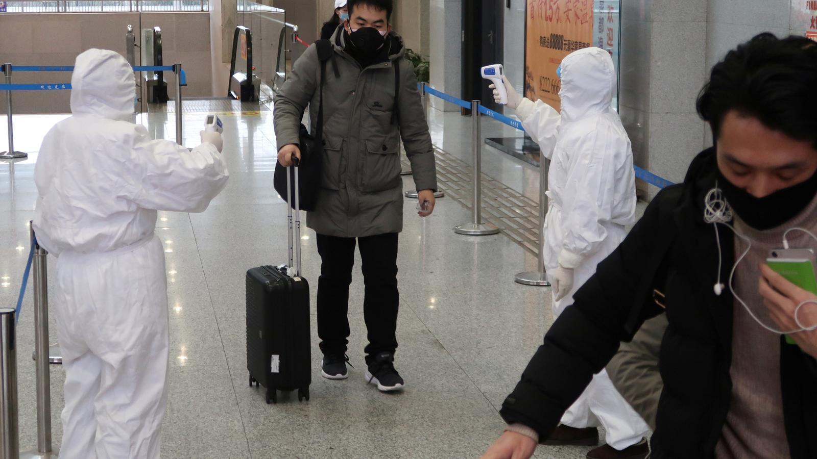 Com és de perillós, realment, el coronavirus de Wuhan