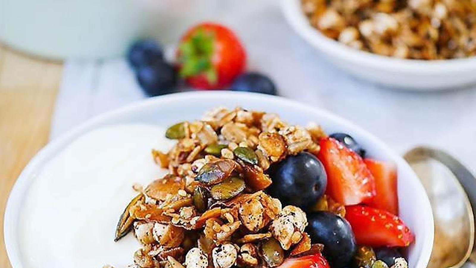 Para cenar un taz n de cereales llega la moda del 39 brinner 39 for Tazon cereales