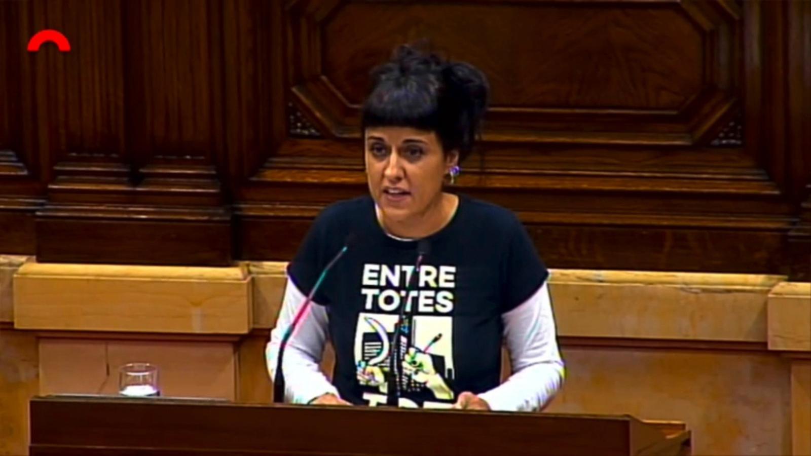 """Gabriel: """"Creiem que avui tocava proclamar solemnement la república catalana"""""""
