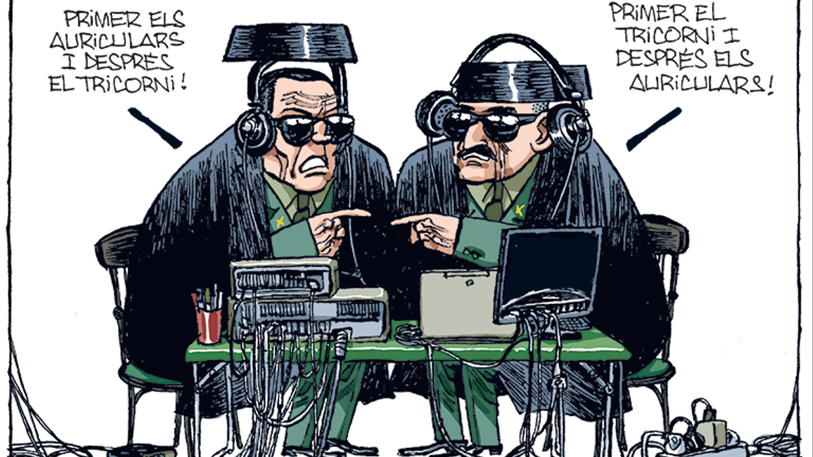 La vinyeta de Manel Fontdevila 08/11/2020