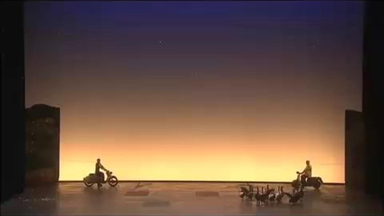L'òpera-punk 'El temps dels gitanos', d'Emir Kusturica