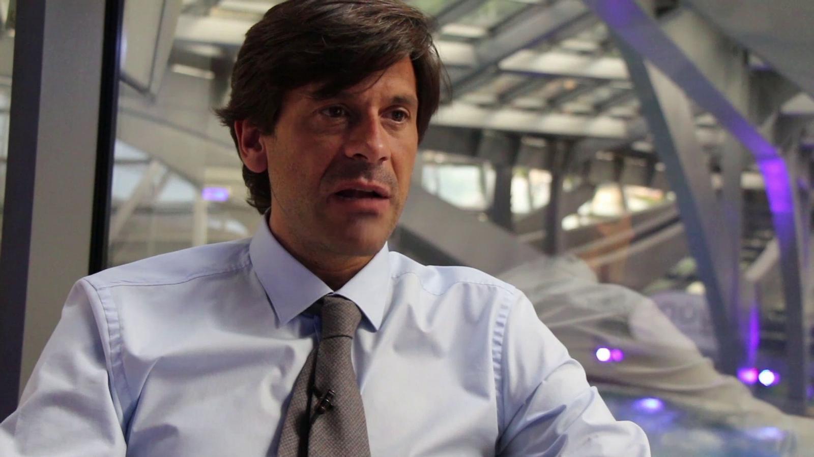Resum de l'entrevista a Miguel Pedregal, director de Caldea i Inúu