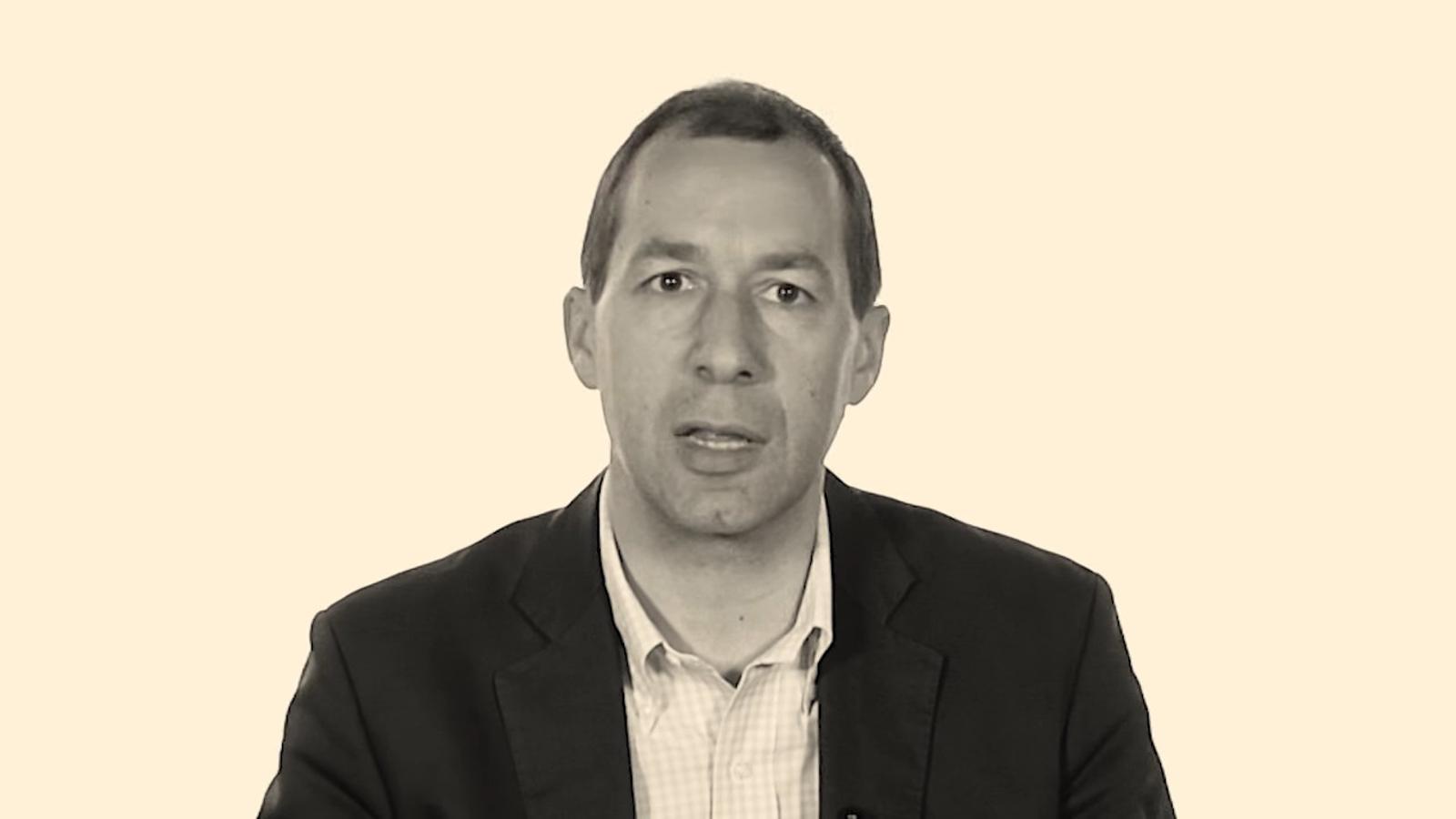 Javier Peña - anglès