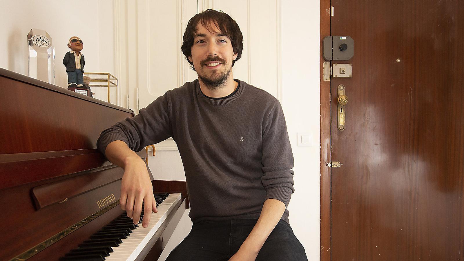 """Joan Vilà:""""Si la banda sonora és bona, s'eleva tota la pel·lícula; si no, se'n va en orris"""""""