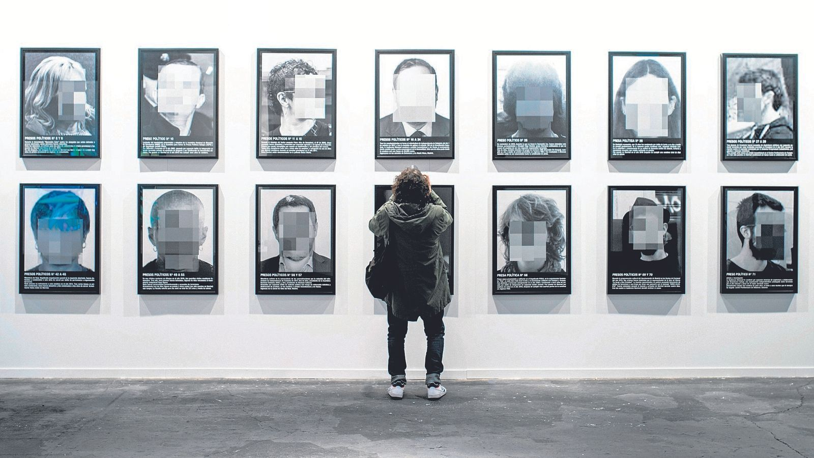 """Tatxo Benet: """"Vull que l'obra de Santiago Sierra ocupi el lloc de les peces de Sixena abans de res"""""""