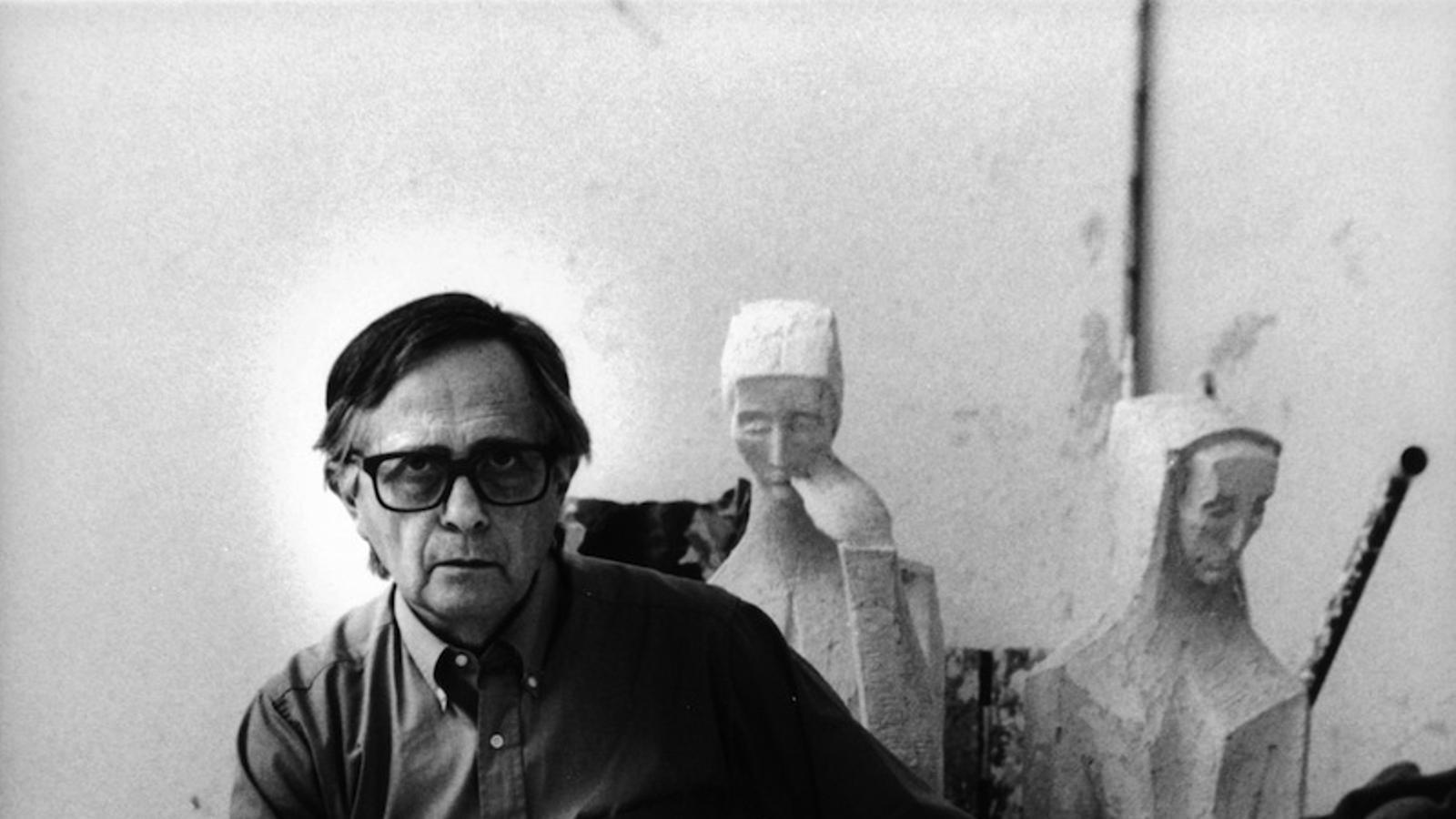 Mor l'escultor Josep Maria Subirachs als 87 anys