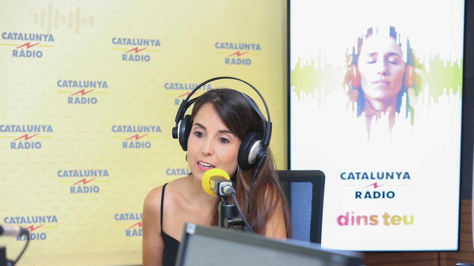 Laura Rosel s'estrena dilluns com a presentadora d''El matí de Catalunya Ràdio'