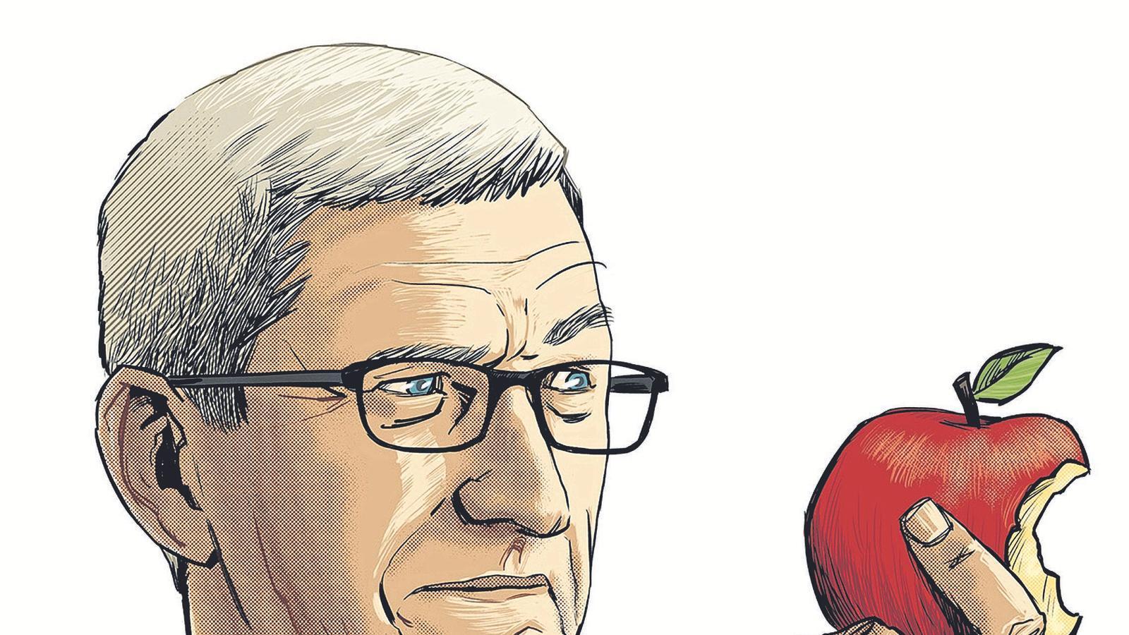 La gran crisi d'identitat que amenaça Apple