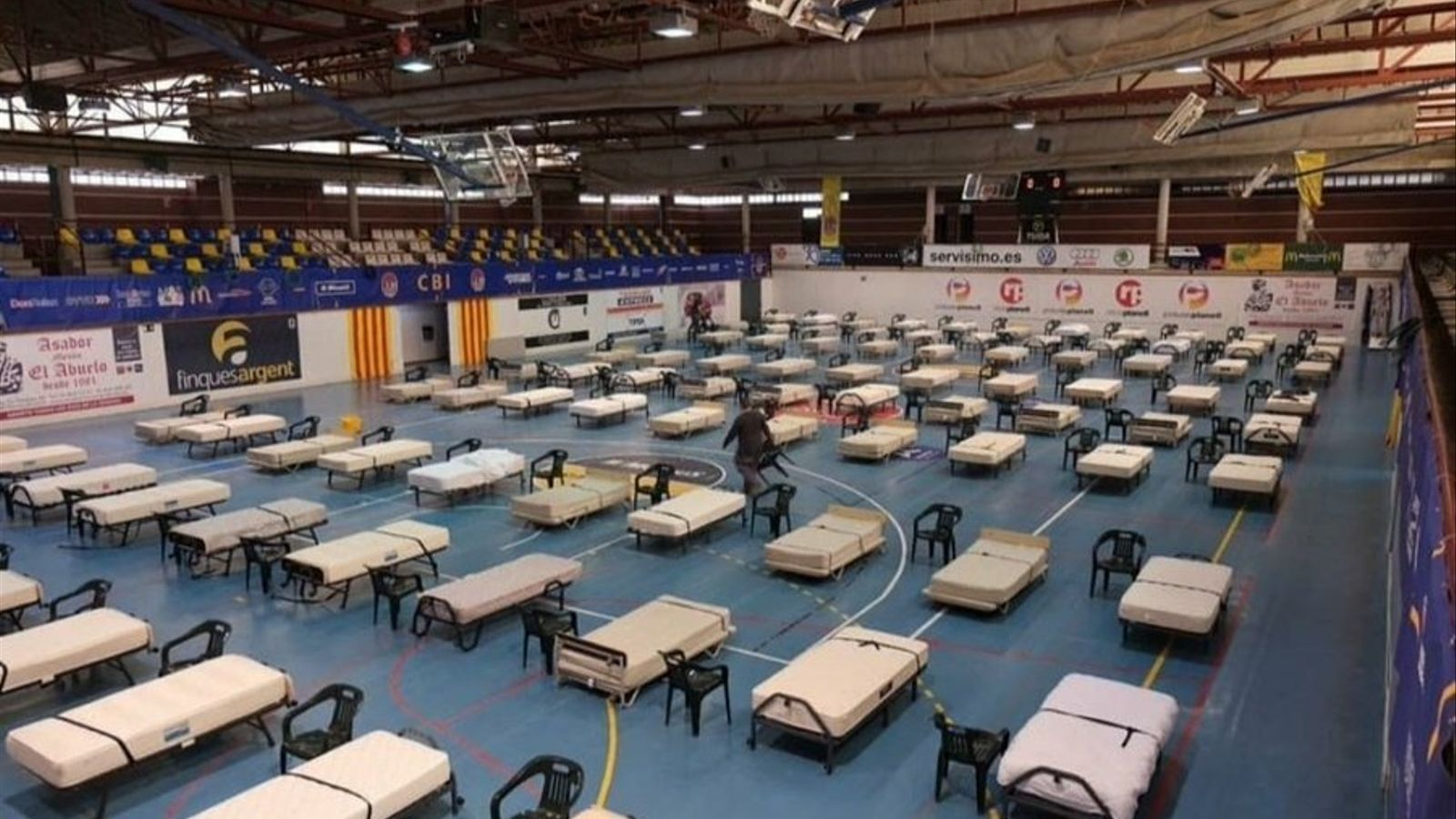 184 morts, 121 pacients greus i més de 1.100 contagis a Catalunya en les últimes 24 hores