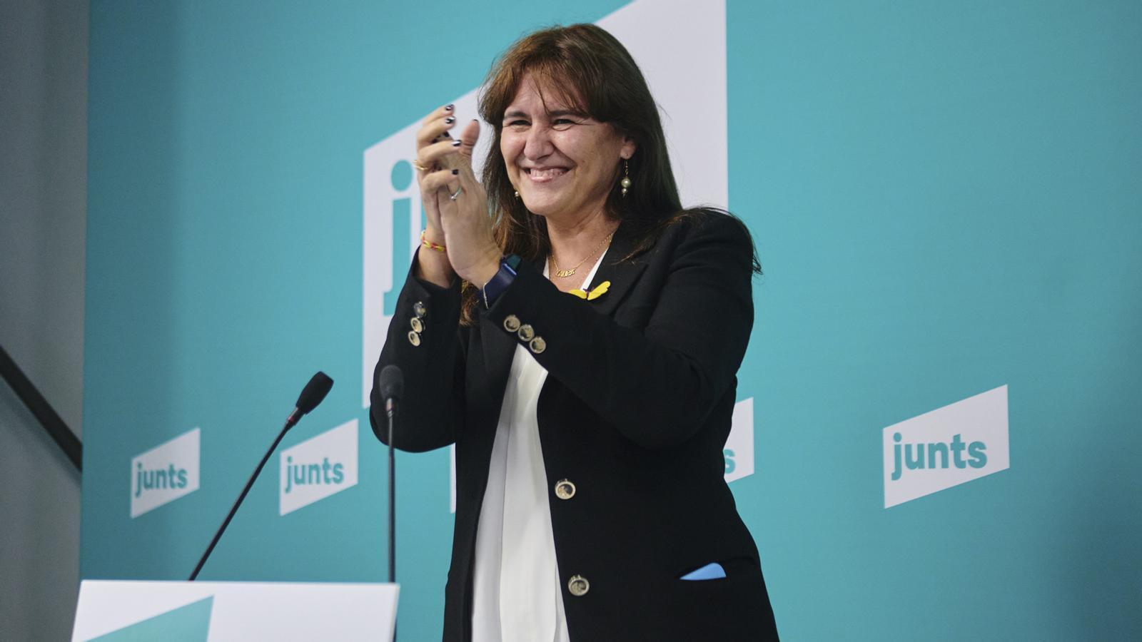 L'anàlisi d'Antoni Bassas: Laura Borràs i els «nítidament independentistes»