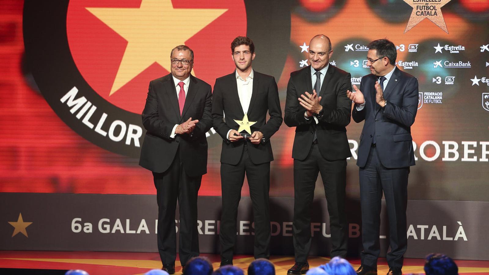 El futbol català es reivindica