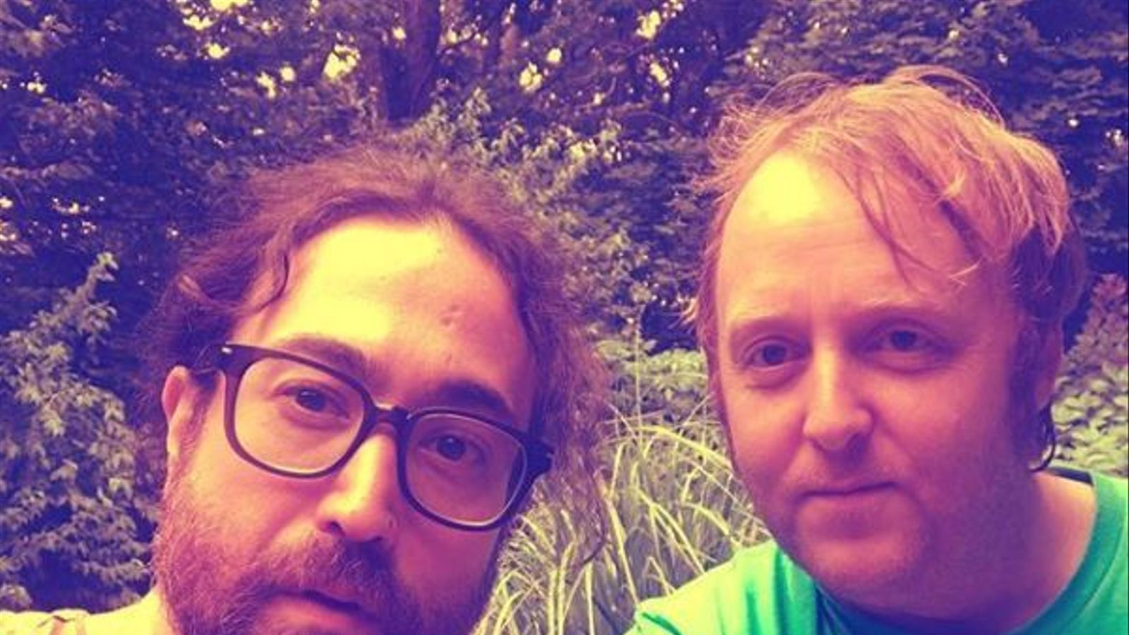 Els fills de Paul McCartney i John Lennon, junts a Instagram