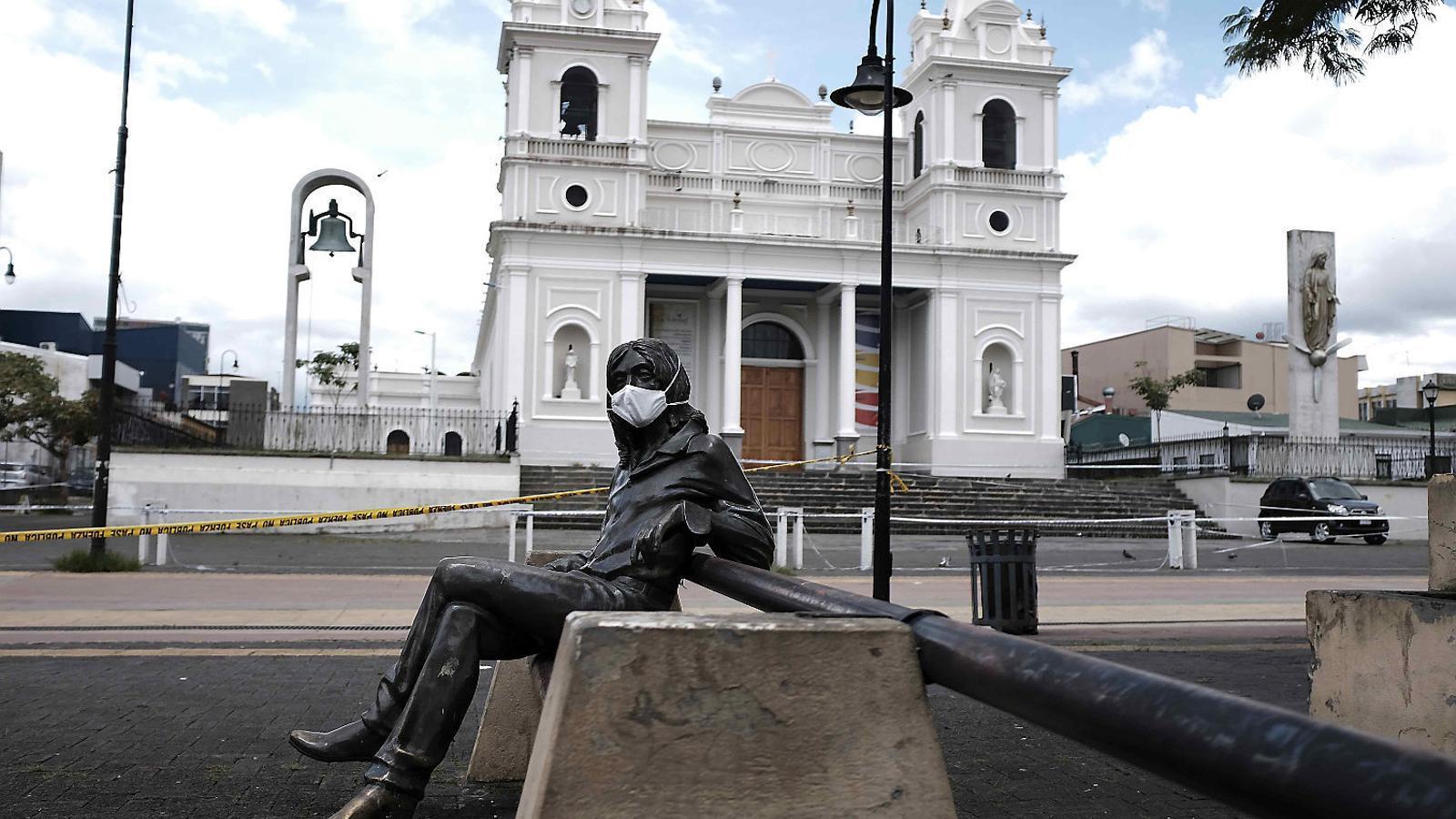 Costa Rica, un exemple contra el covid-19 a l'Amèrica Llatina