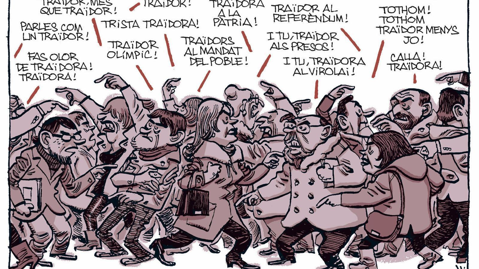 La vinyeta de Manel Fontdevila 15/12/2019