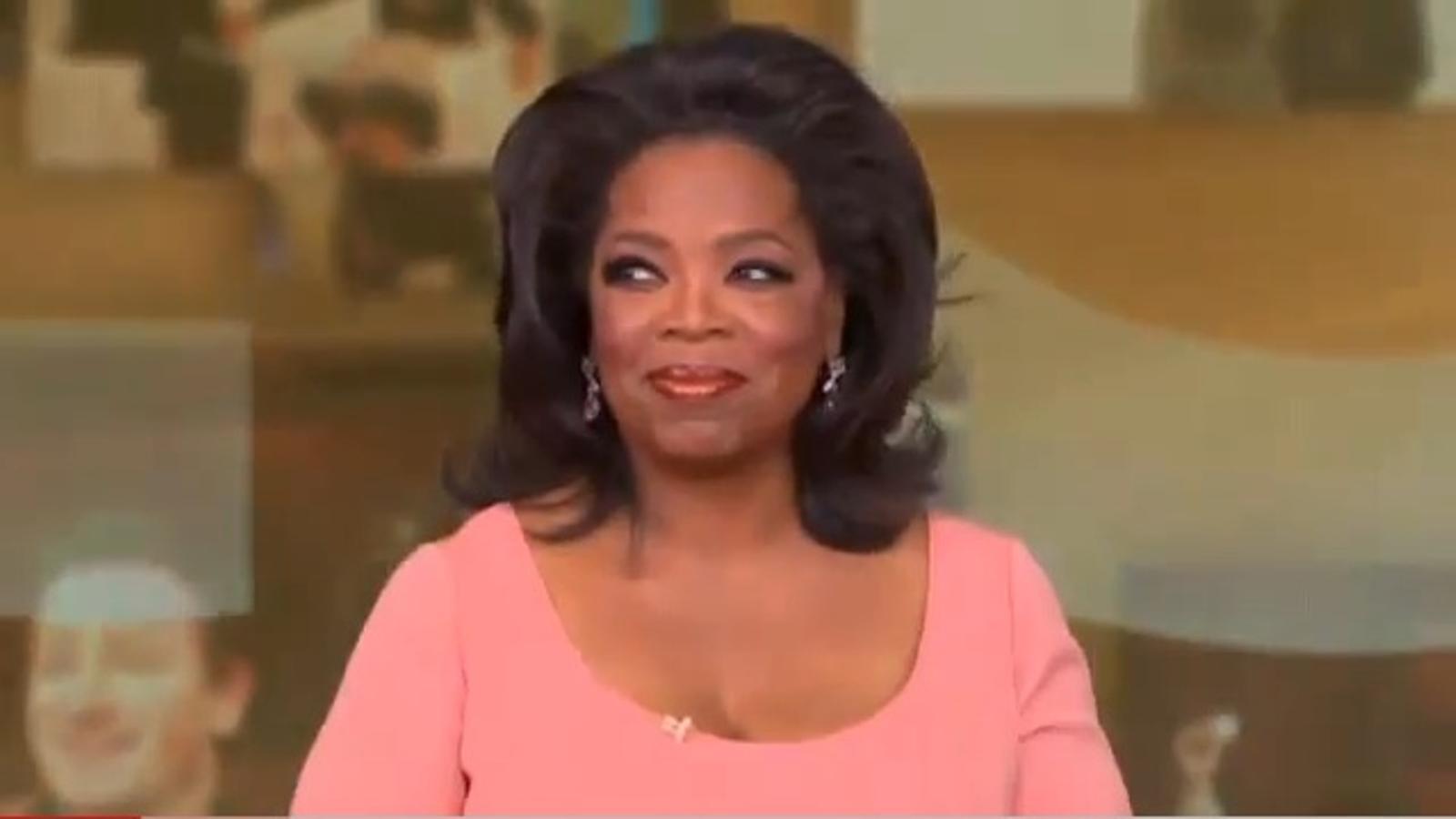 Oprah Winfrey s'acomiada del seu show: No dic 'adéu', dic 'fins que ens tornem a veure'