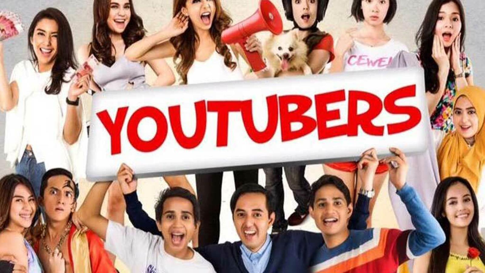Cartell que vanutilitzar Youtube per una campanya promocional de creadors de contingut. / YOUTUBE