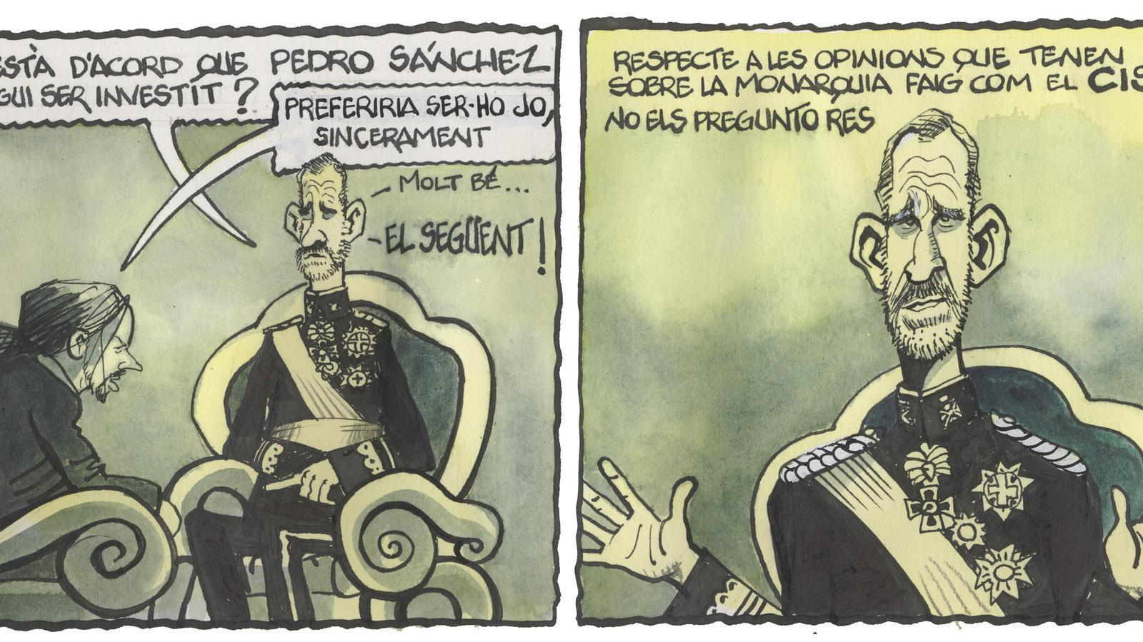 'A la contra', per Ferreres (17/09/2019)