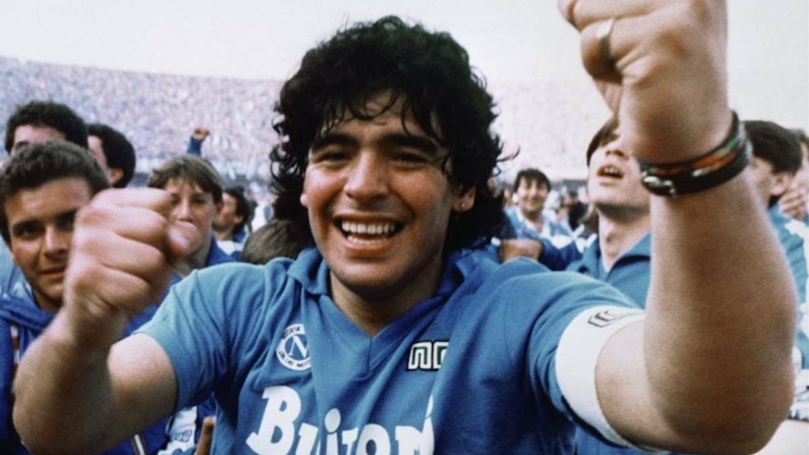 'Diego Maradona', retrat de l'apogeu i caiguda d'un home devorat pel seu propi mite
