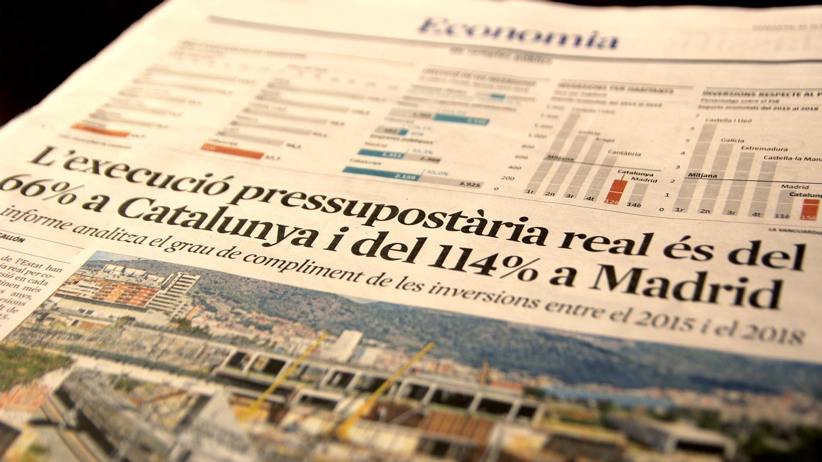 L'anàlisi d'Antoni Bassas: 'L'estat espanyol que va en contra de Catalunya'