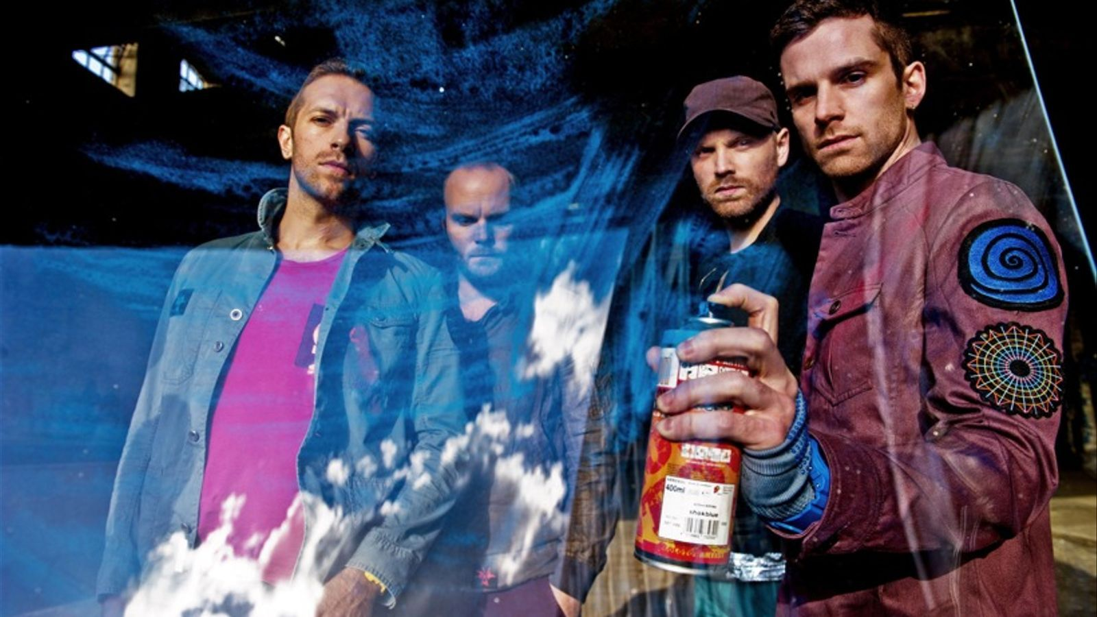 Every teardrop is a waterfall, el nou senzill de Coldplay