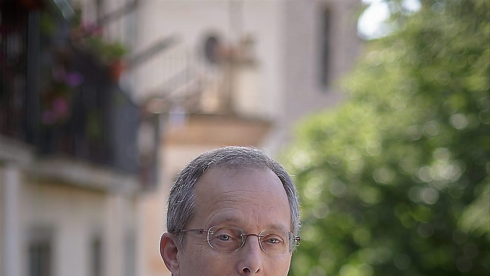 """FRANCESC XAVIER CARRERAS: """"Als metges depurats se'ls acusava de no anar a missa o de practicar l'amor lliure"""""""