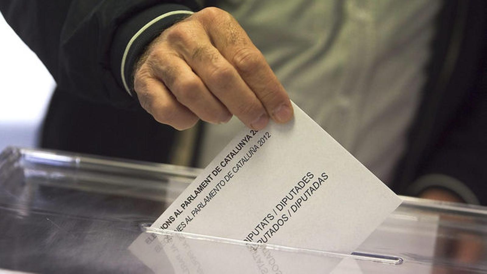 Ja saps quin partit votaràs? Una web fa 25 preguntes clau per sortir de dubtes