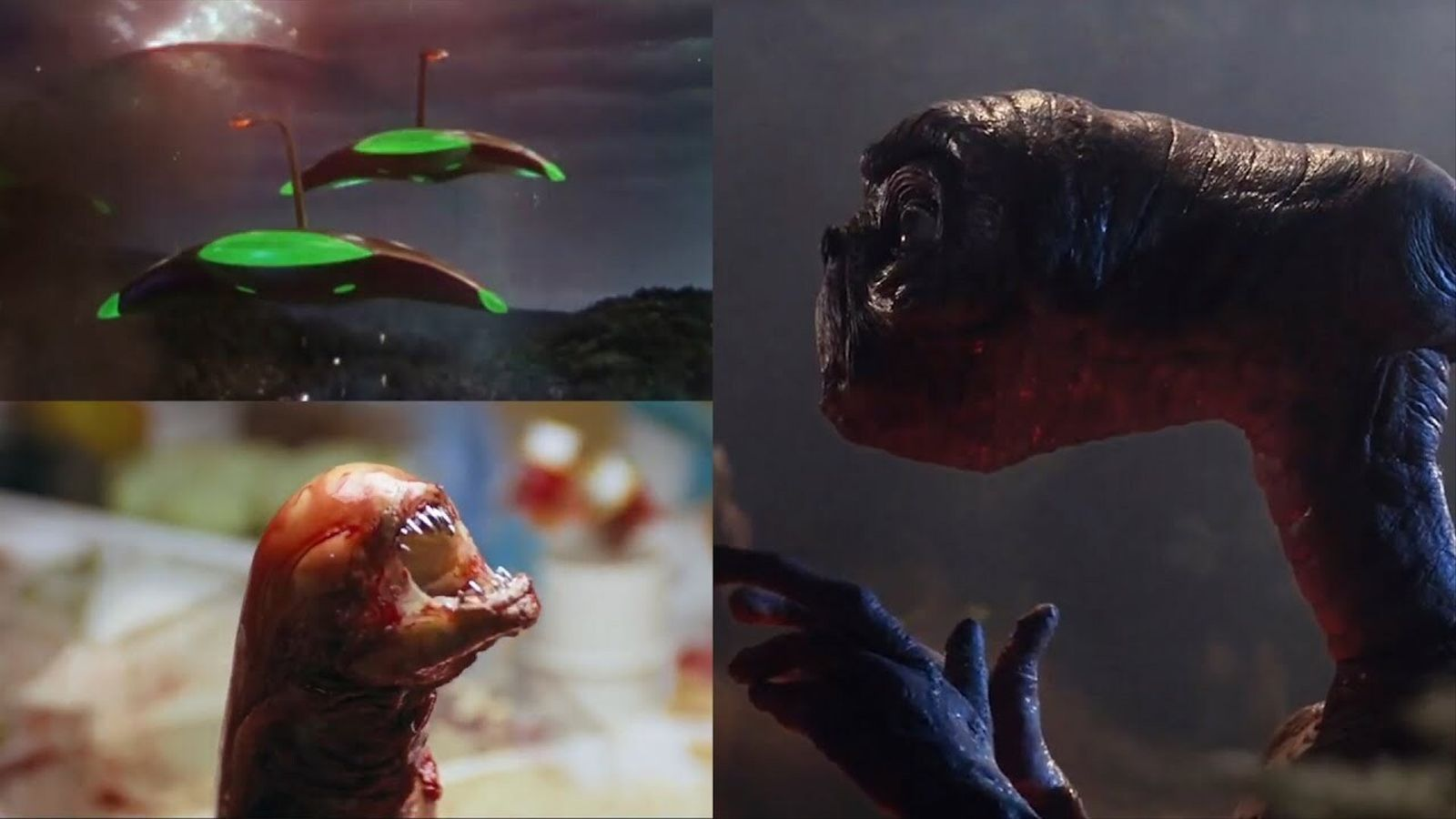 Alienígenes de ficció