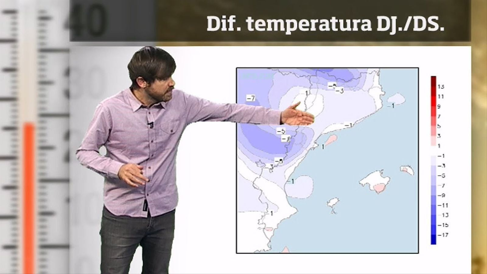 La méteo en 1 minut: cap de setmana amb més núvols i més fred