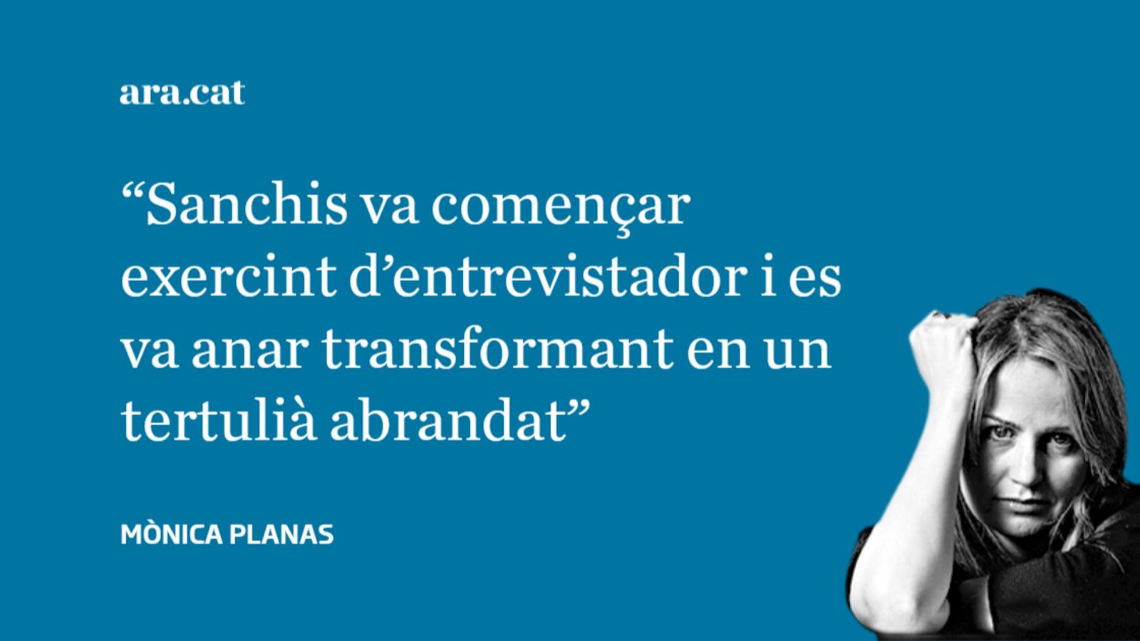 El director de TV3 esbronca Inés Arrimadas