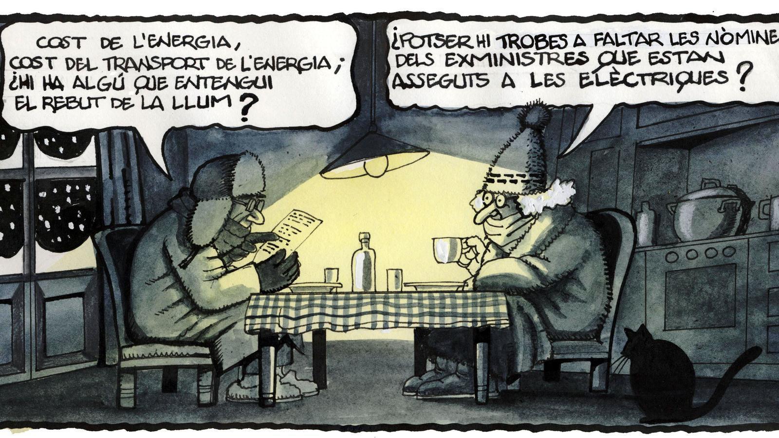 'A la contra', per Ferreres 16/01/2021