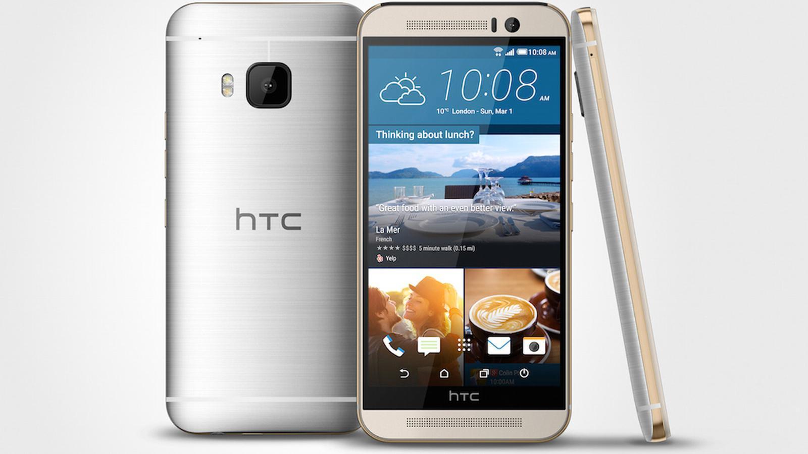 Google compra part del negoci de mòbils d'HTC per 1.100 milions de dòlars