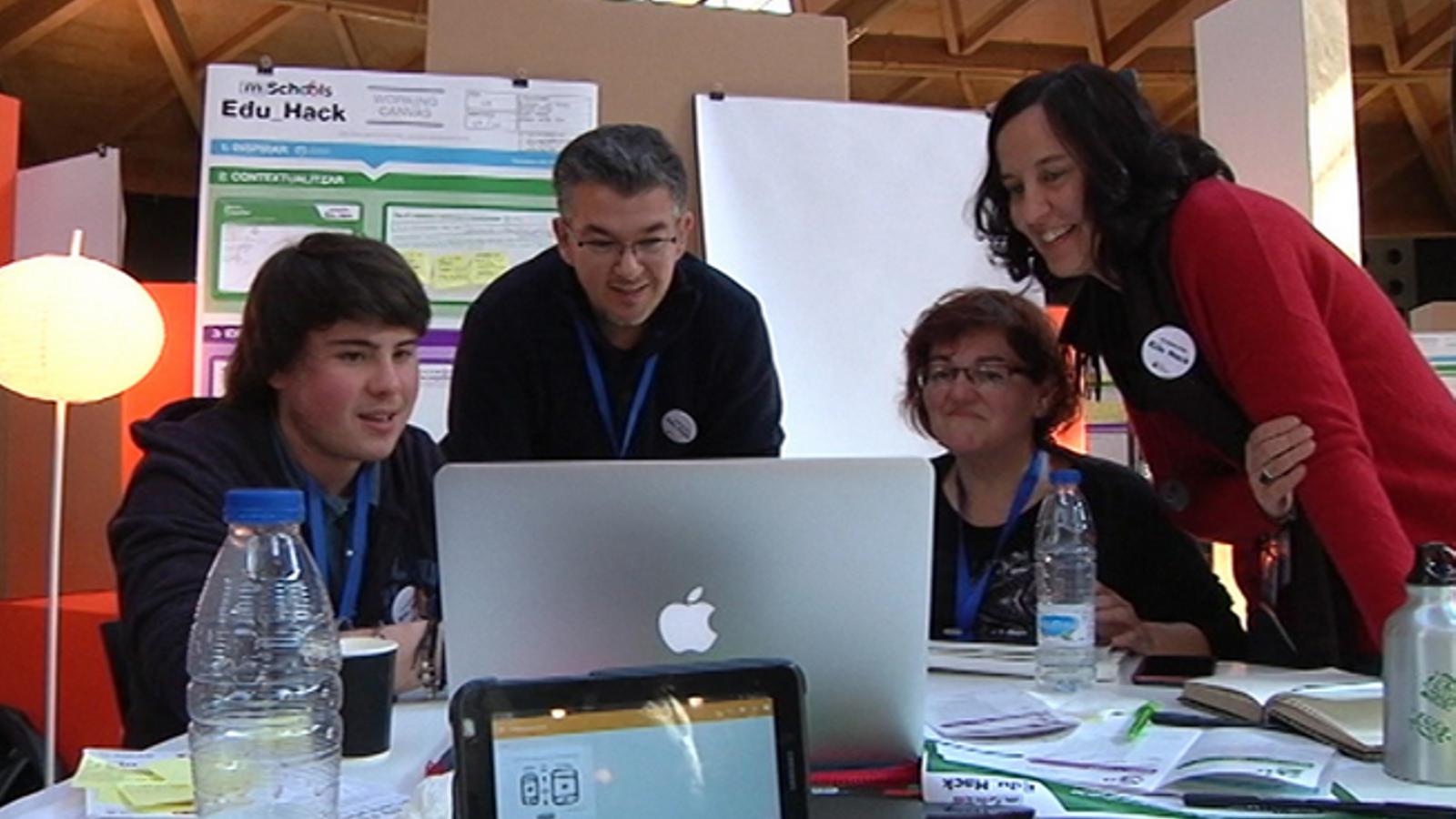 La tecnologia educativa entra al Mobile World Congress