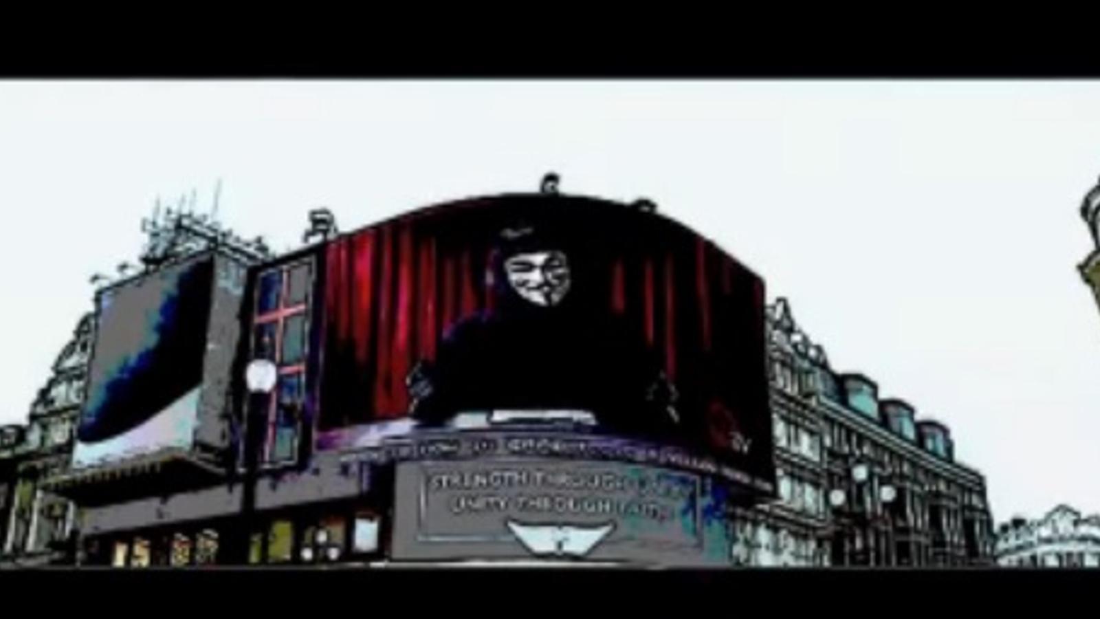 Anonymous: No han detingut la cúpula perquè no tenim cúpula