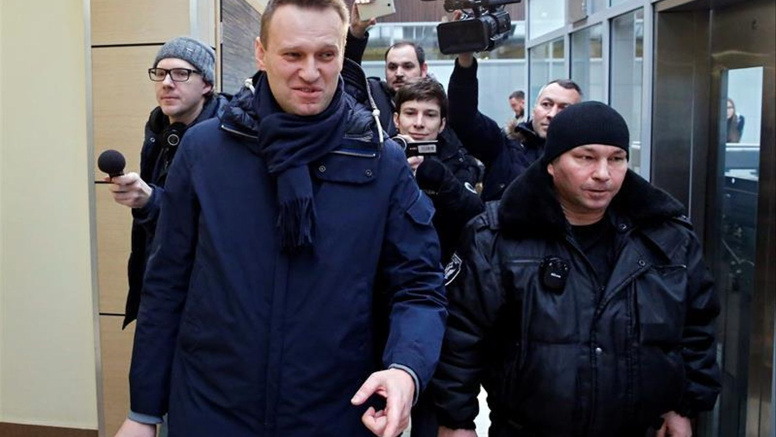 El dissident Navalni no podrà ser candidat al Kremlin