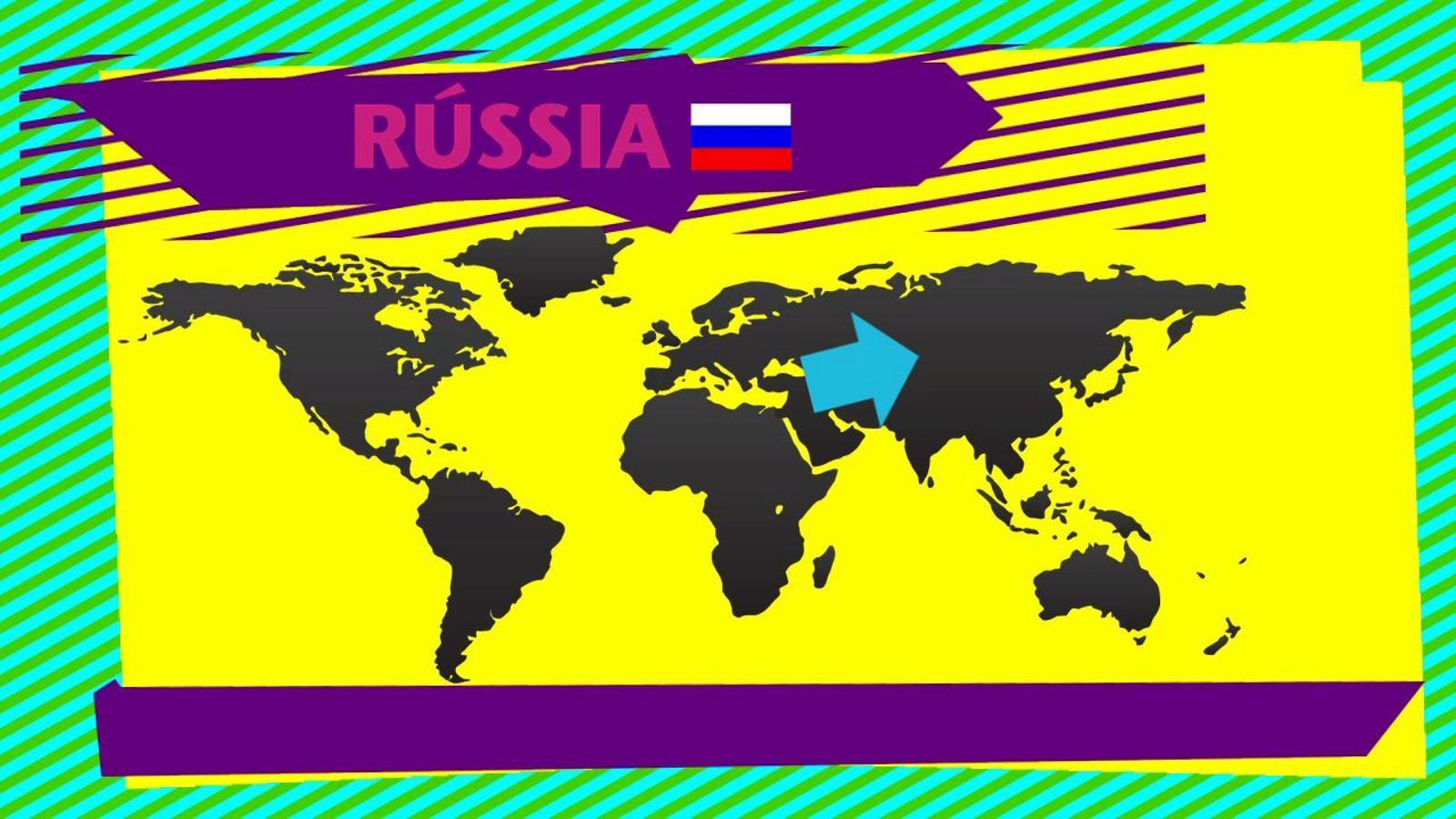 Criatures: els adults a Rússia no toquen mai els nadons si no són de la família