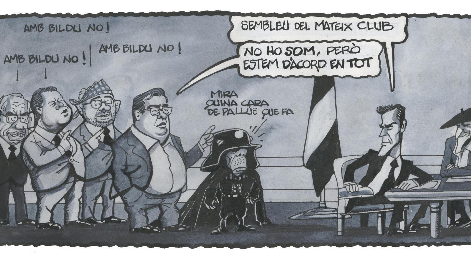 'A la contra', per Ferreres 25/11/2020