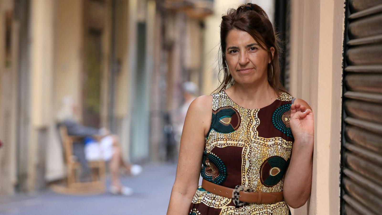 """Bàrbara  Picornell """"Pel que fa al racisme, estam molt pitjor ara  que fa deu anys"""""""