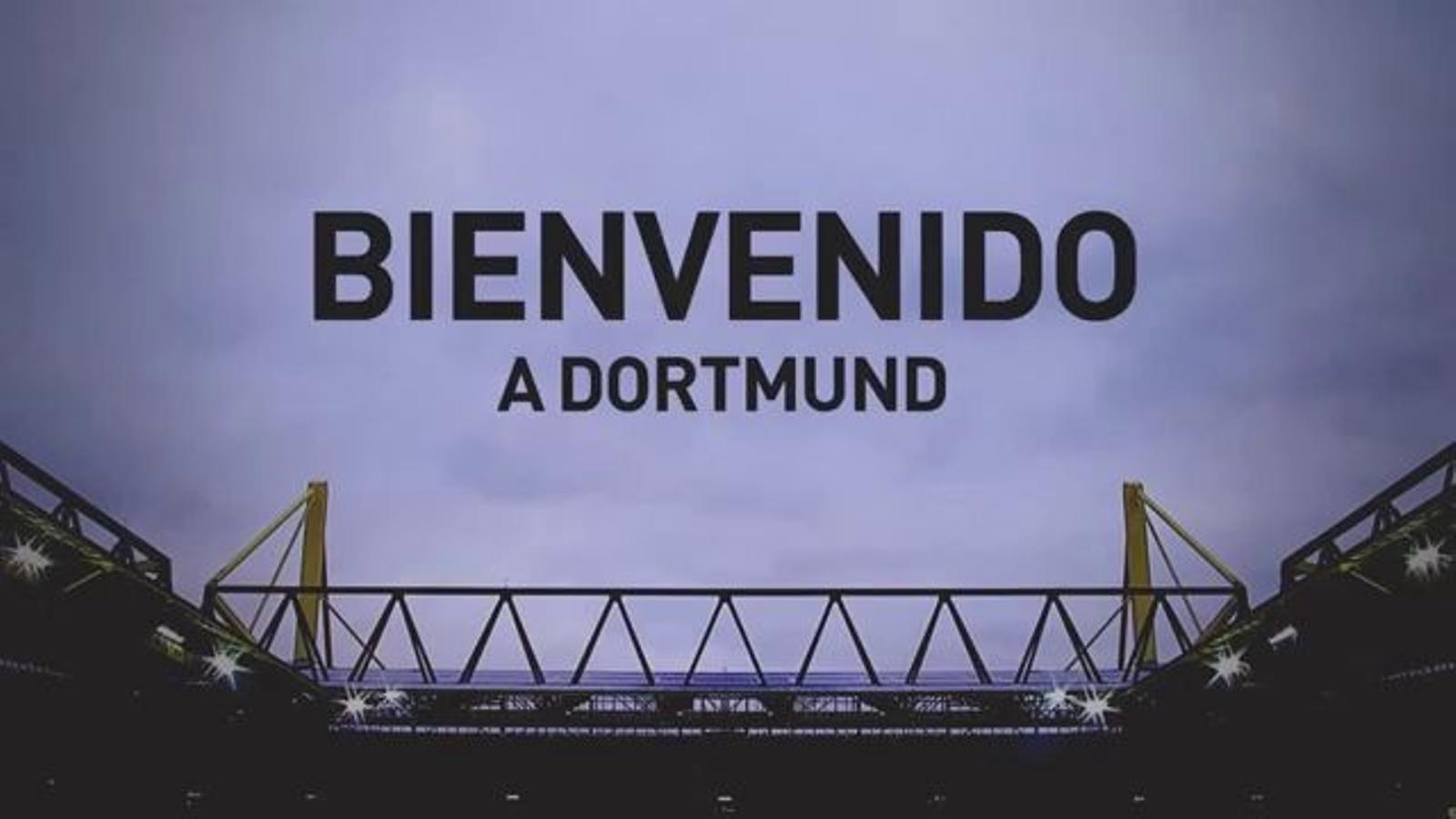 El Borussia Dortmund fa una vídeo per rebre el Madrid: Tot es decideix al camp