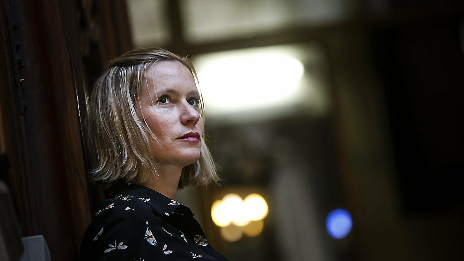 """Géraldine Schwarz: """"Hem d'estar alerta, tots podem ser responsables dels pitjors crims d'estat"""""""