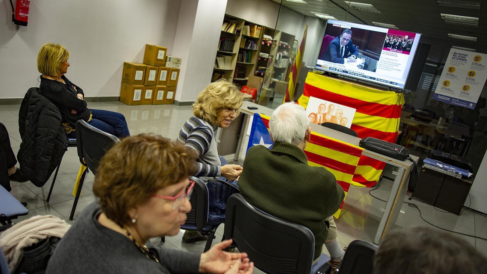 """""""El Josep els està traient de polleguera"""""""