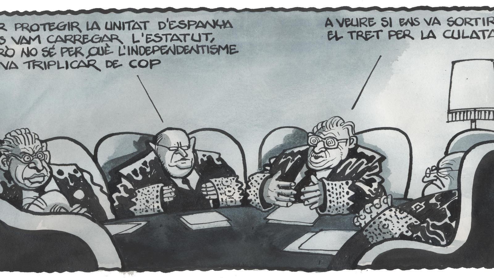 'A la contra', per Ferreres 01/07/2020