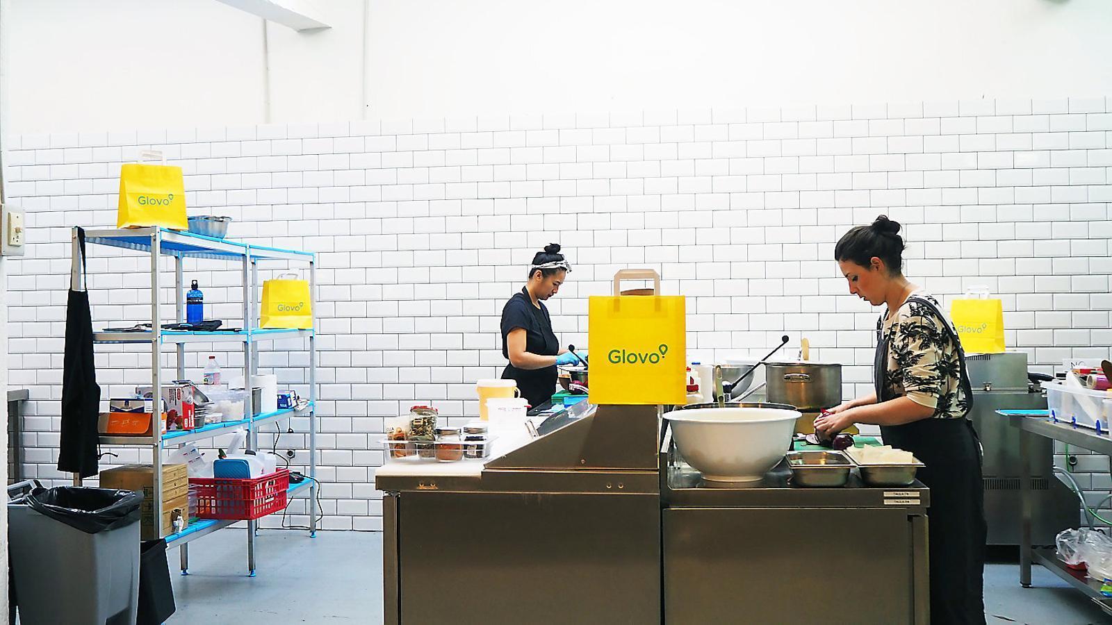 La irrupció de les 'dark kitchens'