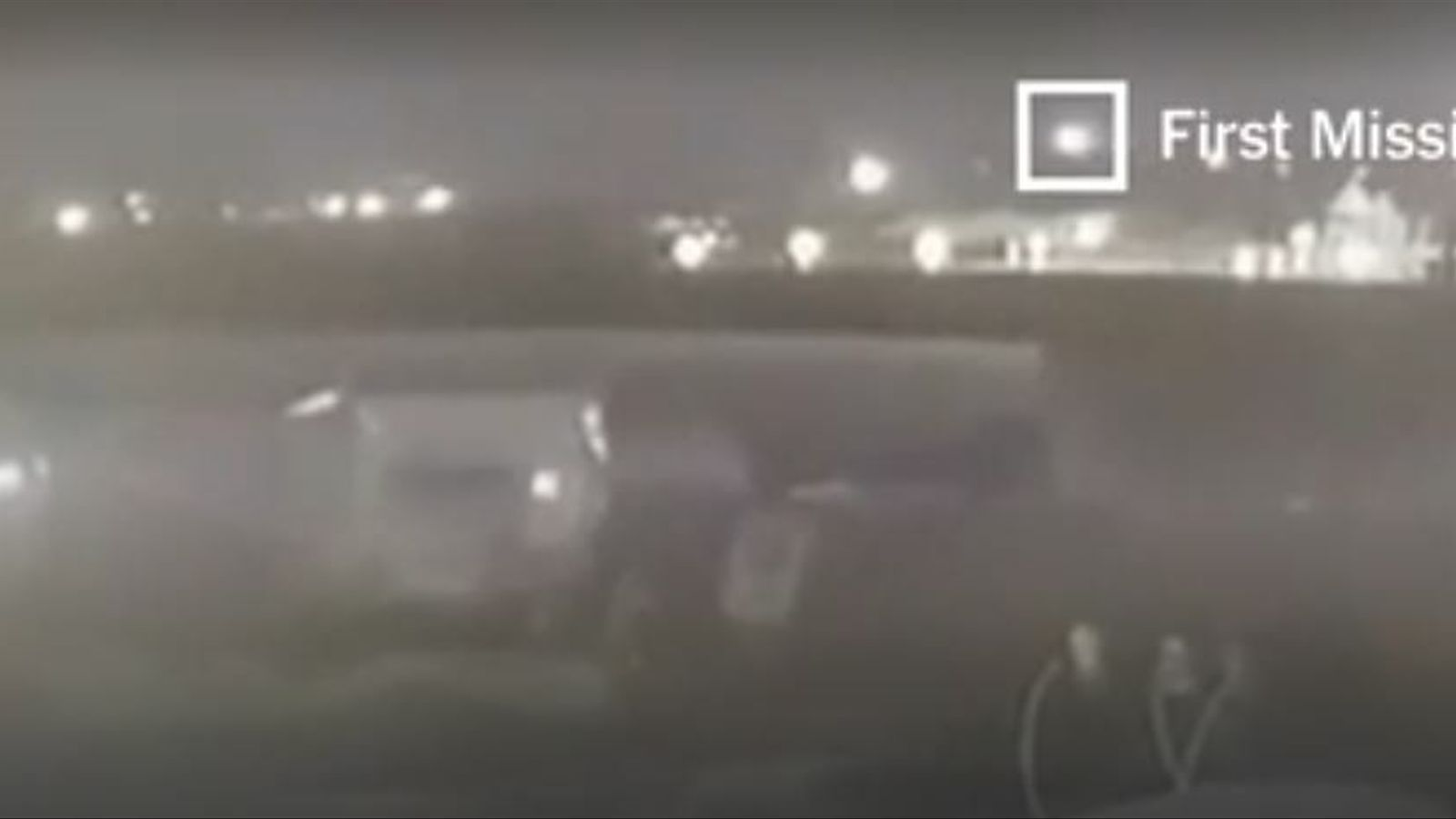 Dos míssils impacten suposadament contra l'avió ucrainès a l'Iran