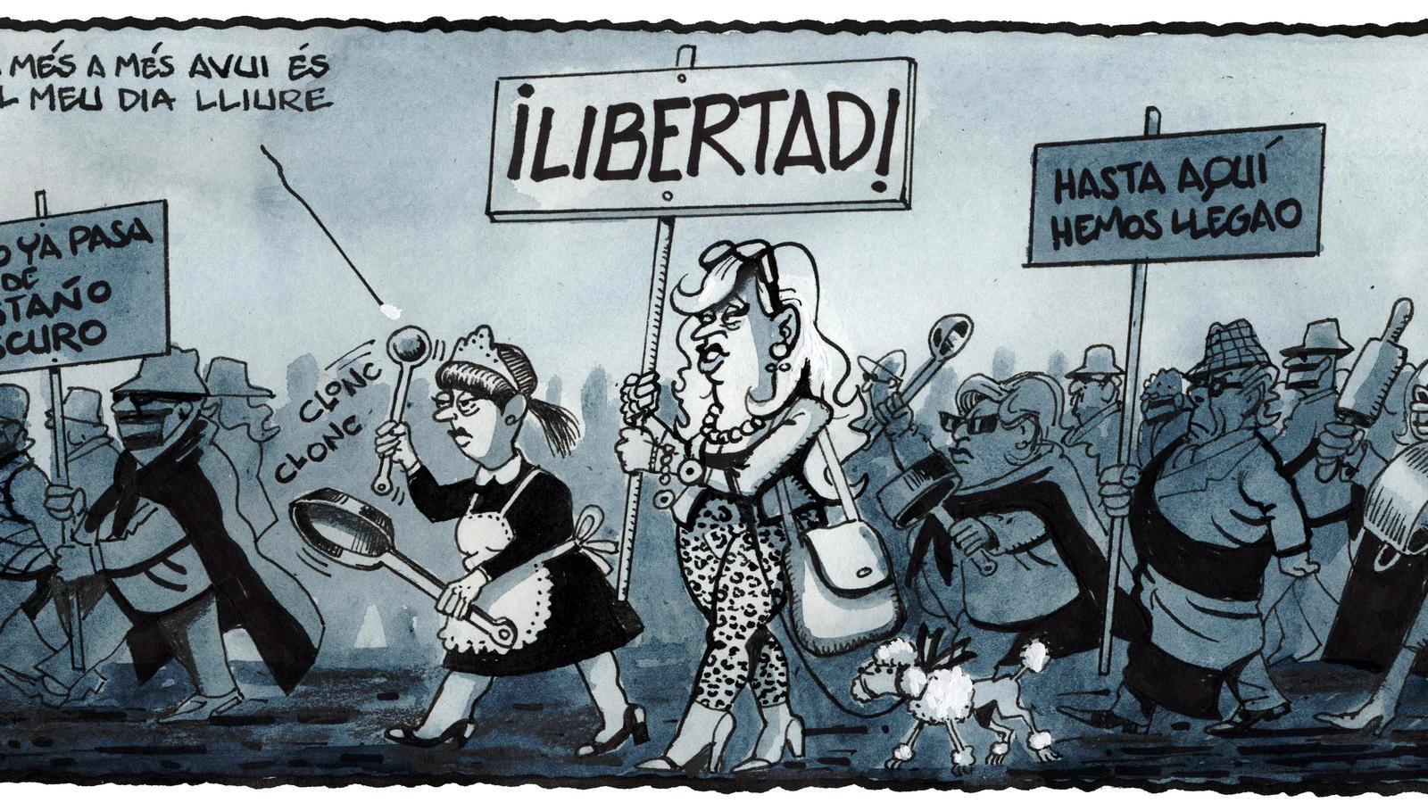 'A la contra', per Ferreres 18/05/2020