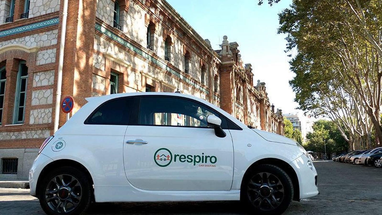 Seat adquireix una 'start-up' de lloguer de cotxes per hores