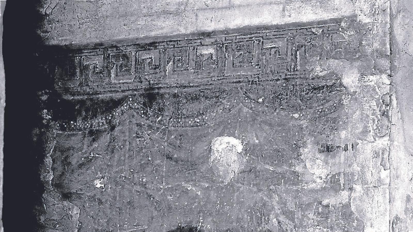 Desenes de pintures murals medievals han desaparegut a Palma en les darreres dècades