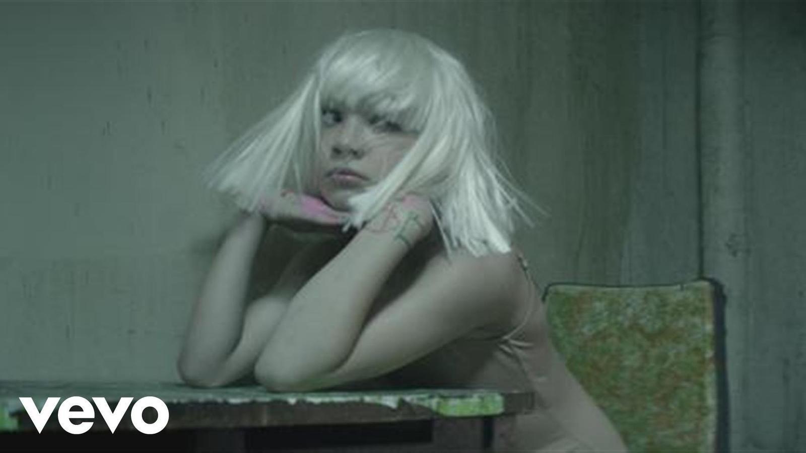 El videoclip de la cantant Sia protagonitzat per Maddie Ziegler